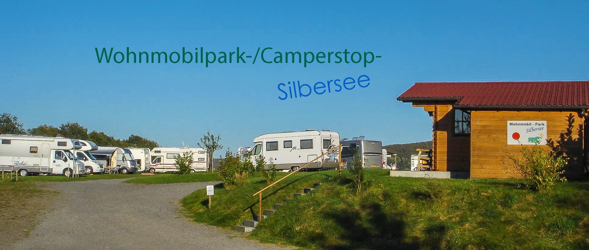 Wohnmobilpark-Silbersee in Frielendorf